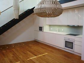 Lofty Křížíkova Prague - interiors of 22 apartments