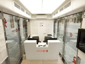 Civitas Elan Brno - Corian interiors