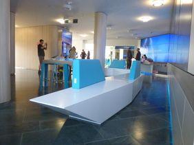Telenor Hungary - PAUSE bench