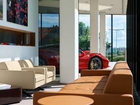 Ferrari Prague