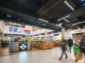 Shopping centre Donau Plex, Donau Zentrum Wien