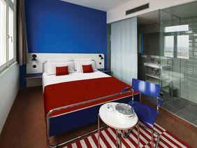 AVION Functionalist hotel in Brno, National Historic Landmark