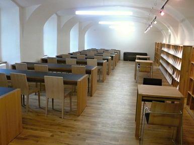 VUT library Brno