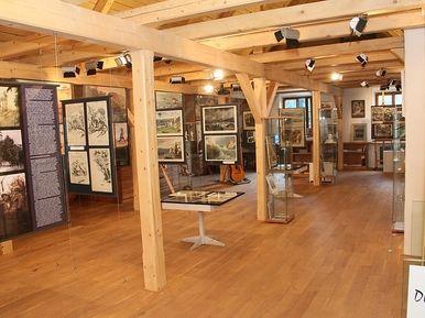 Zdeněk Burian's Museum Štramberk