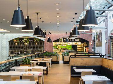 Shopping centre Olympia Pilsen