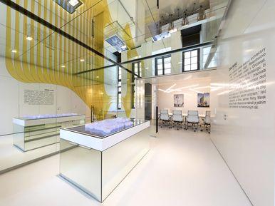 Info centre Masaryk Station
