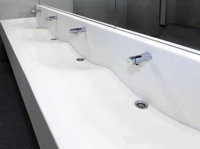 Wave 200 basin trough