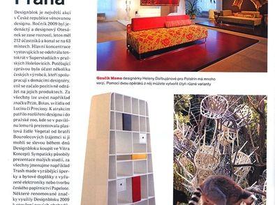 DESIGN & HOME: DESIGNBLOK´09