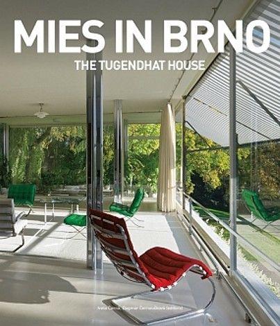 Monografie Mies v Brně