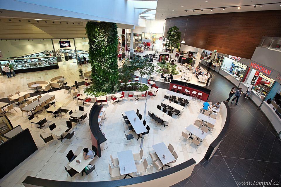 58bb030248 Avion Shopping Park Ostrava